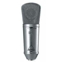 A condenser microphone